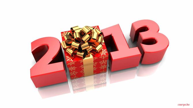 Újévi háttérképek - Csurga 3