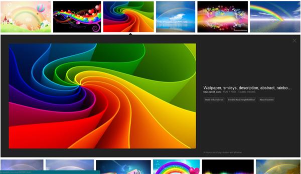 Google megújult képkereső