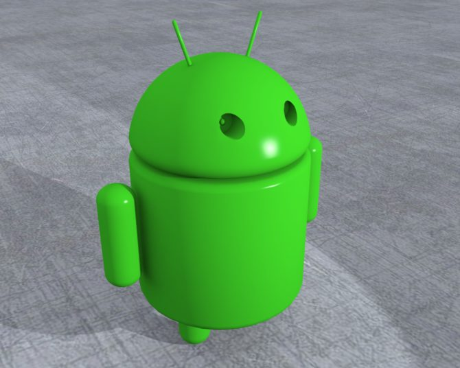 Android figura_render