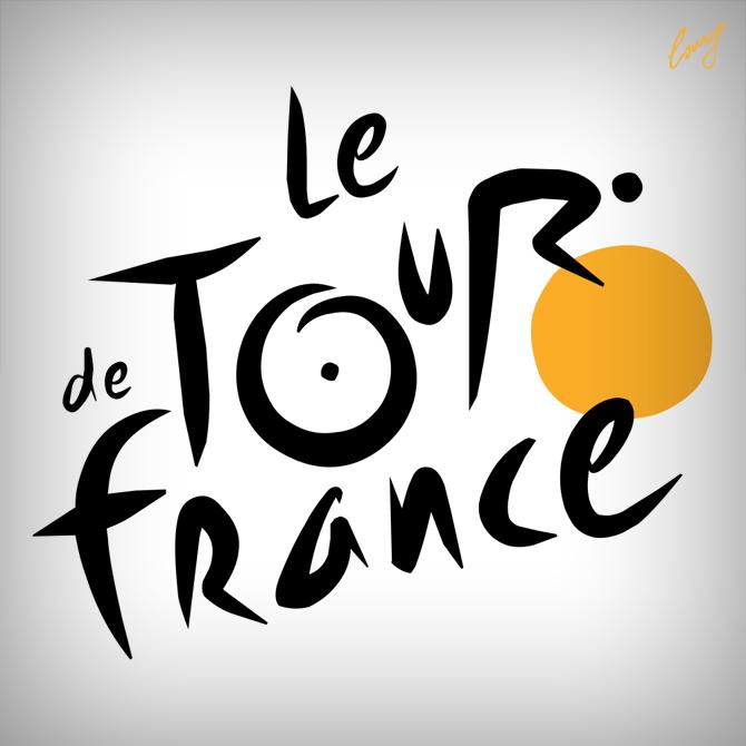Rejtett üzenet a logoban - Tor de France