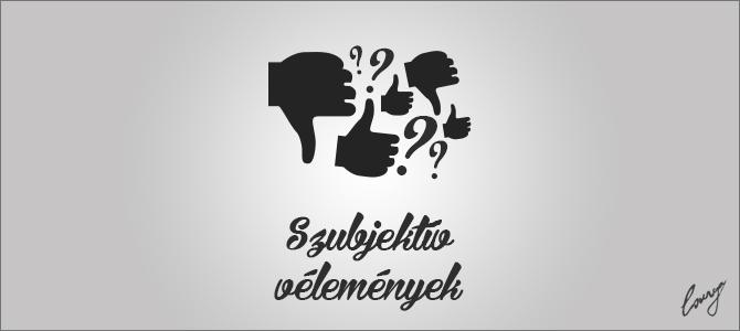 A megfelelő logó kiválasztása - szubjektiv vélemények